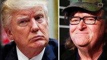 Michael Moore Making Trump Documentary Called 'Fahrenheit 11_9'