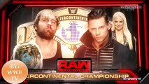 WWE Monday Night RAW 5_15_17 Highlights - WWE RAW 16 May 2017 Highlights