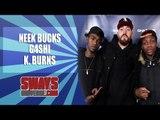 G4Shi, K.Burns, and Neek Bucks Murder the Friday Cypher