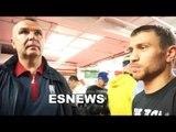 Vasyl Lomachenko On Orlando Salido Rematch - EsNews Boxing