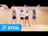 "Wonder Girls ""Candle (Feat. Paloalto)"" Dance Practice"
