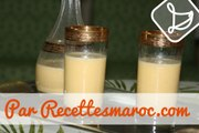 Jus Crémeux de Banane & Orange - Creamy Banana & Orange Juice - عصير البرتقال والموز لذيذ