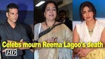 Celebs mourn Reema Lagoo's death