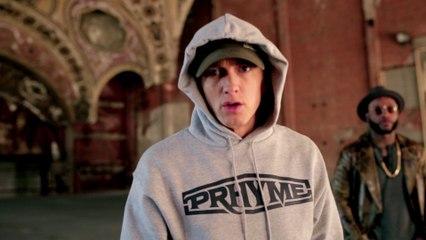 Eminem - Vevo Presents: SHADY CXVPHER