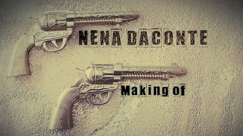Nena Daconte - Making Of Disparé