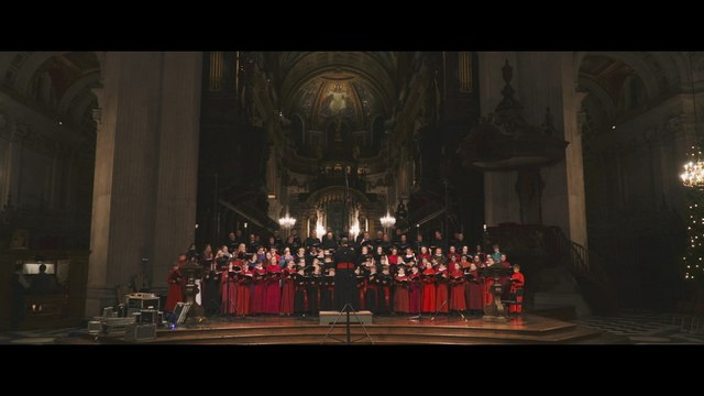 St. Paul's Cathedral Choir - Parry: I Was Glad