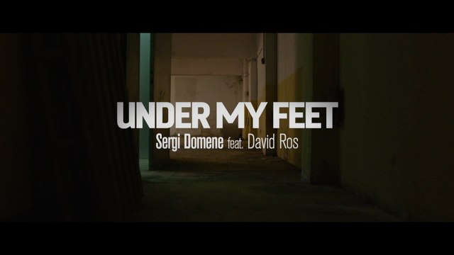 Sergi Domene - Under My Feet