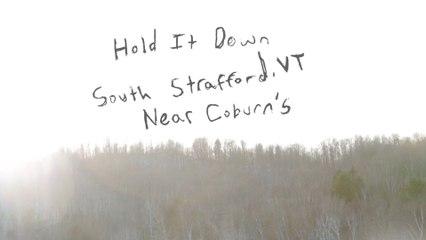 Noah Kahan - Hold It Down