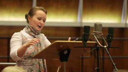 "Julia Lezhneva - Graun: Coriolano, Act 2 - ""Senza di te, mio Bene"""