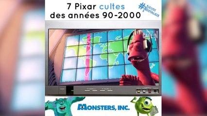 Jeudi Nostalgie : Les Pixar des années 90-2000