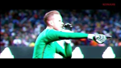 PES 2018 Teaser Trailer de Pro Evolution Soccer 2018