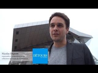 Musée des Confluences : Interview de Nicolas Dupont, responsable des expositions et des collections