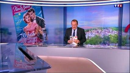 Reportage : les 70 ans de Nous Deux au JT de 13h de TF1 (12/05/17)