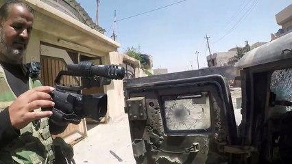 Un journaliste sauvé par sa caméra GoPro en Irak
