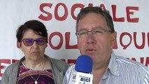 D!CI TV : Hautes-Alpes : Pierre Villard, candidat aux législatives sous les couleurs du PCF