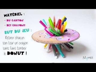 Le jeu du donut !