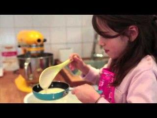 Cook kid : les crumpettes jaunes