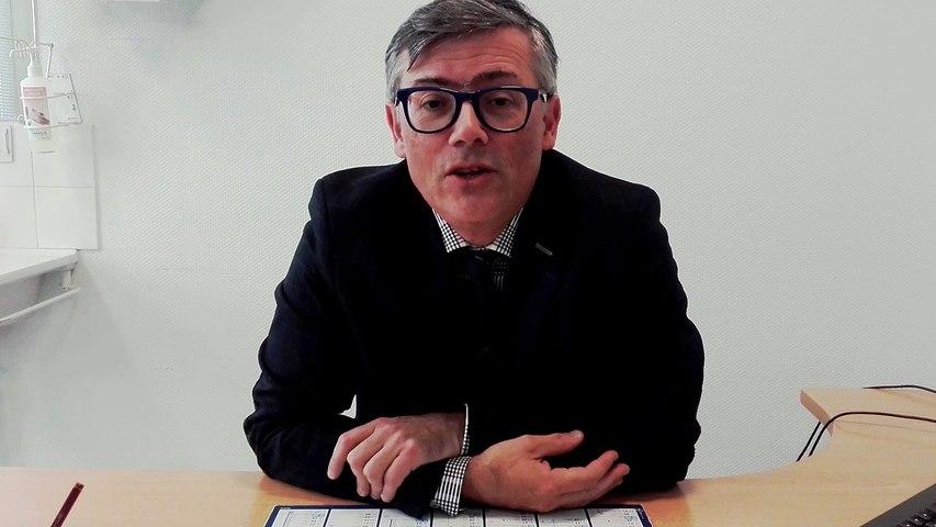 Message Jean-Philippe METGES (CHU Brest Morvan)