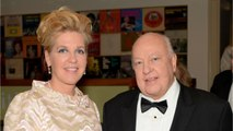 Roger Ailes' Wife Releases Statement