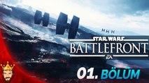 Meteyle  Delirmeceler | Starwars Battlefront Türkçe Co op | PS4 Bölüm 1