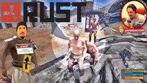 Çılgın Sarp BOOM Headshot | Rust Türkçe Battle Royale | Bölüm 6
