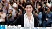 Festival de Cannes : Juliette Binoche cherche l'amour sur la croisette