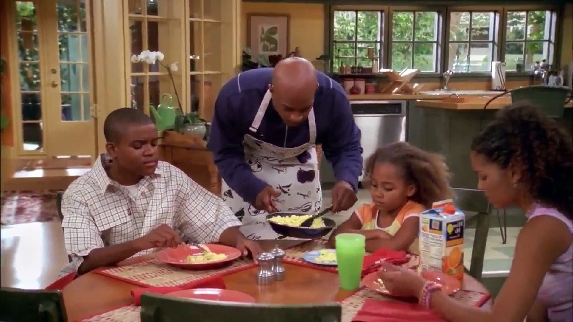 My Wife and Kids   S02 E01