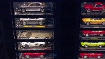 Un distributeur incroyable... de vraies voitures de luxe