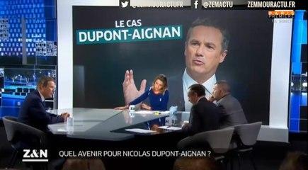 Nicolas Dupont-Aignan invité de Zemmour & Naulleau