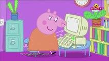 #14 swinka peppa - mama swinka w pracy (sezon 1 - bajki dla dzieci)