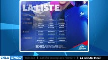 Talk Show du 18/05, partie 4 : la liste de Deschamps