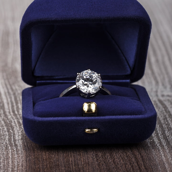 Here's the dirty little secret about engagement rings. [Mic Archives]