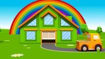 Schlaue Autos - Wir lernen die geometrischen Formen - Cartoon für Kinder