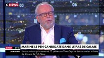 Wallerand de Saint Just sur CNEWS