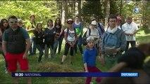 Nature : une visite insolite dans le parc des Volcans d'Auvergne