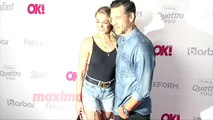 LeAnn Rimes and Eddie Cibrian OK! Magazine Summer Kick-Off Party