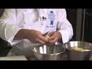 """Réaliser des pommes """"vapeur"""" avec l'Ecole Le Cordon Bleu"""