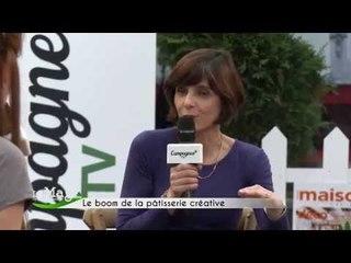 Campagne TV- Le boom de la pâtisserie créative avec Régal