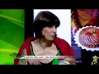 Campagne TV - La galette des Rois avec Eve-Marie Zizza-Lalu