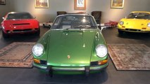 1973 Porsche 911T Targa Walk Around from Daniel Schmitt & Co.