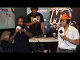 Toki Wright, Greg Grease, & Allan Kingdom Kill Our Sway in the Morning Freestyle at Soundset 2014