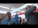 NEW BOXING STAR AT GOOSSEN GYM IAGO KILADZE EsNews Boxing