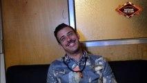 """Gabbani gioca a """"Facciamo che io ero"""" e imita Eros Ramazzotti"""