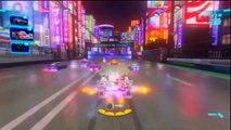 Cars 2 - The Videogame - Tokyo Battle race whit Shu Todoroki