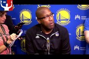 Mike Brown Postgame Interview _ Warriors vs Spurs _ Game 3 _ May 18, 2017 _ NBA Playoffs
