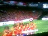 PES 6 Pays-Bas vs Espagne CF Sneijder