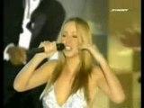 mariah carey Love Hangover/Heartbreaker Divas Live 2000