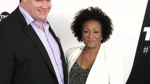 Comedian Wanda Sykes Smiles On The Red Carpet For TBS In New York