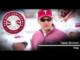 Week 12 Sun Belt Football Media Teleconference:  Troy Head Coach Neal Brown