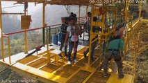Best thrilling Experience Bungee Jumping